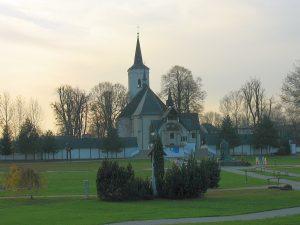 Ludźmierz, Parafia Wniebowzięcia Najświętszej Maryi Panny