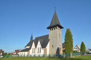 Maruszyna, Parafia Przemienienia Pańskiego