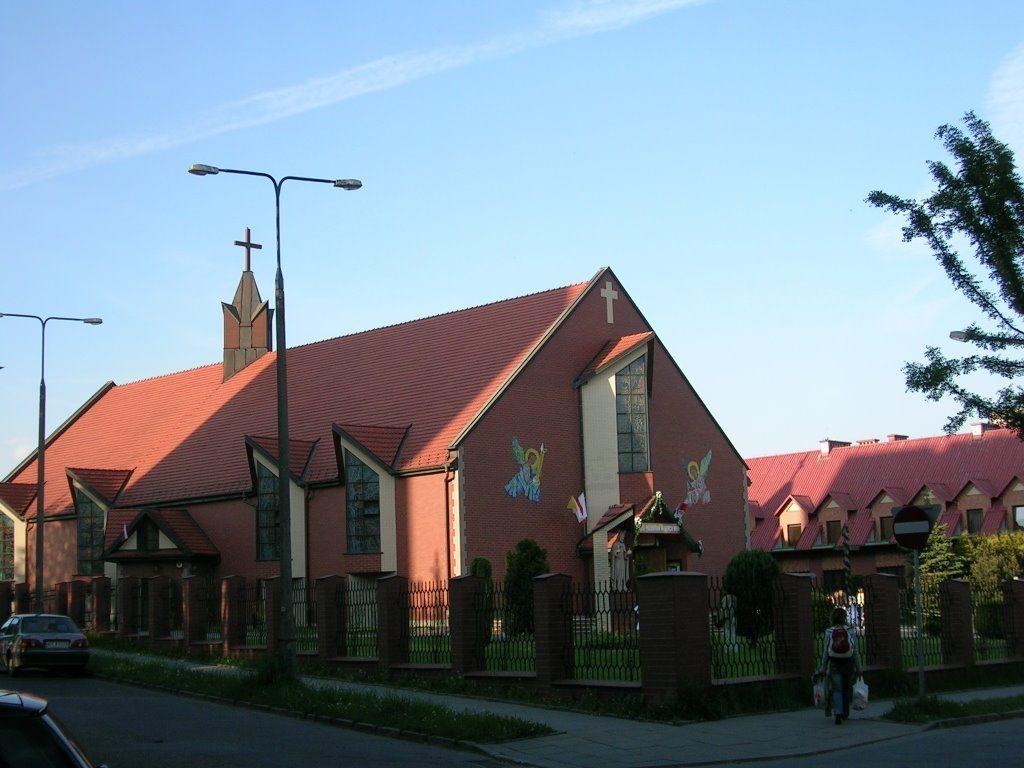 Kraków-Mistrzejowice, Parafia Matki Bożej Nieustającej Pomocy