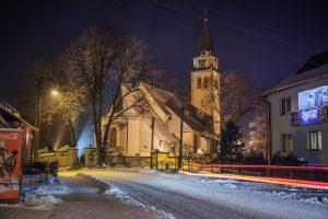 Niedzica, Parafia św. Bartłomieja Apostoła