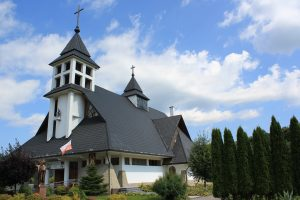 Niedźwiedź, Parafia św. Sebastiana