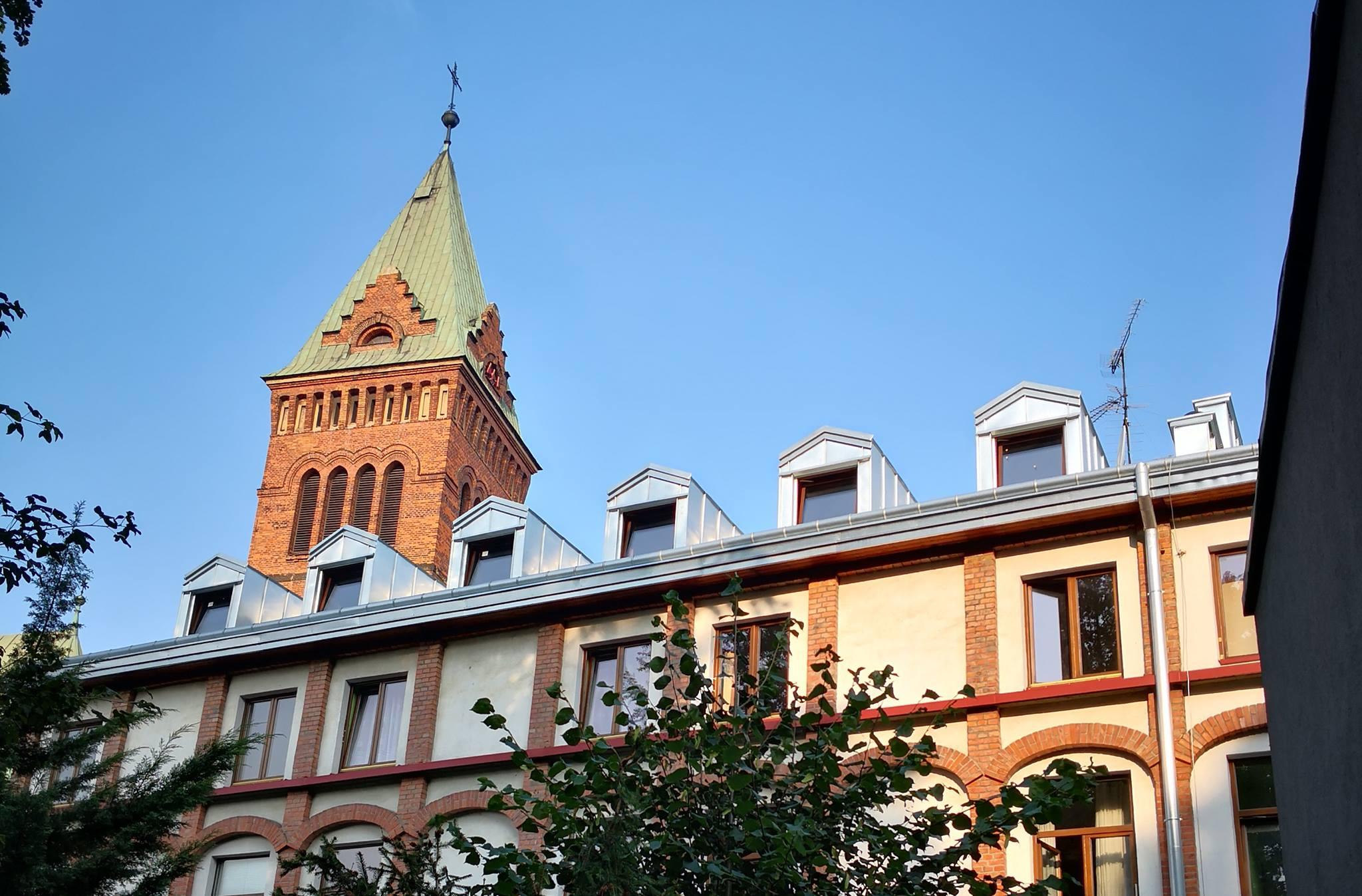 Kraków-Podgórze, Parafia Matki Bożej Nieustającej Pomocy