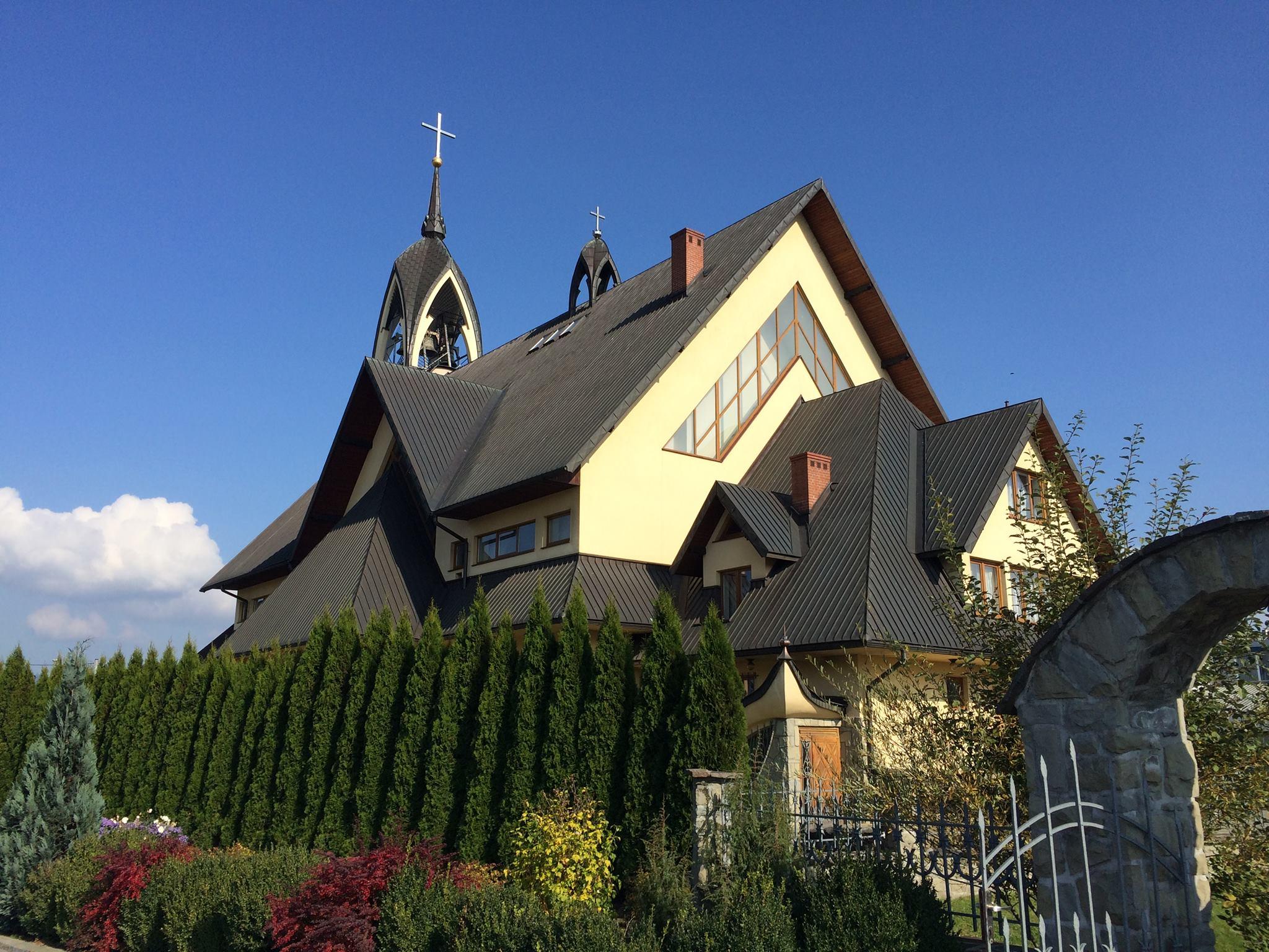 Nowy Targ-Bór, Parafia św. Jadwigi Królowej