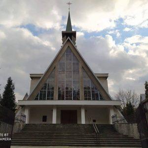 Okleśna, Parafia Matki Bożej Częstochowskiej