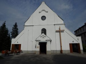 Kraków-Olszanica, Parafia Matki Bożej Częstochowskiej