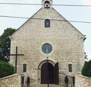 Będkowice, Parafia Najświętszej Maryi Panny Królowej