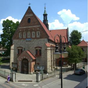 Chrzanów, Parafia św. Mikołaja