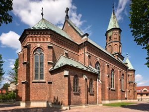 Kraków-Piaski Wielkie, Parafia Najświętszego Serca Pana Jezusa