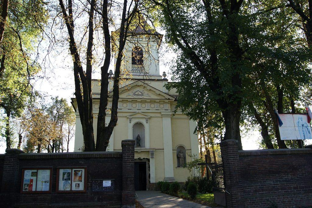 Kraków-Pleszów, Parafia św. Wincentego