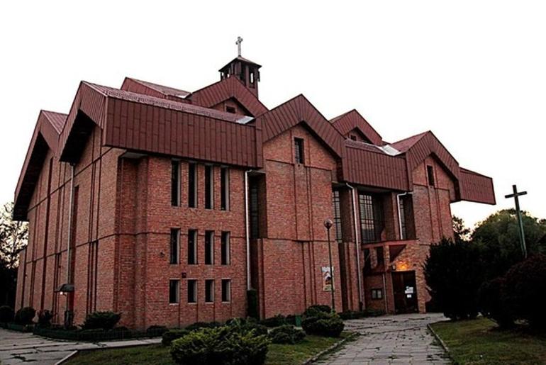 Kraków-Prądnik Czerwony, Parafia św. Jana Chrzciciela