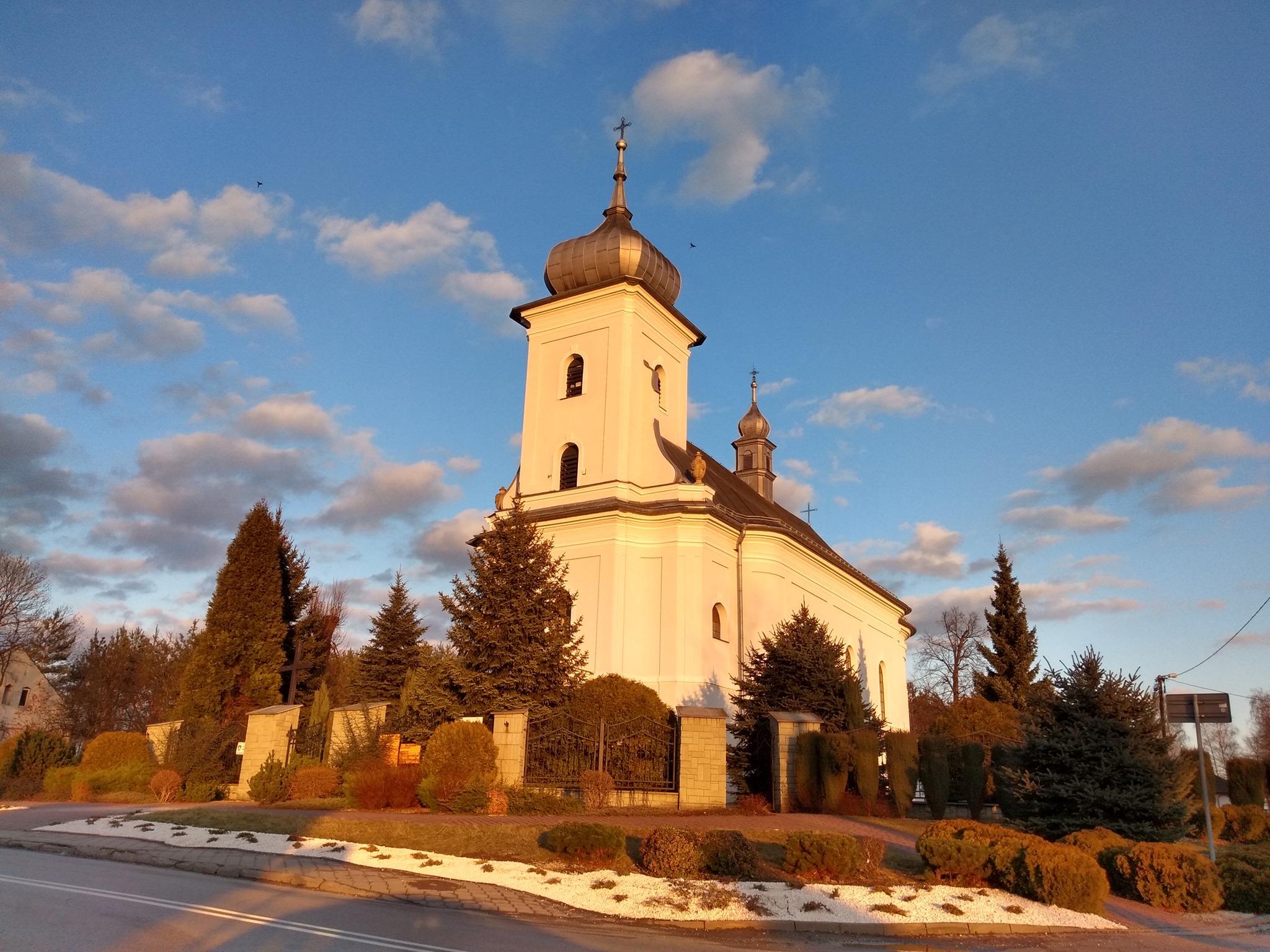Przeciszów, Parafia Narodzenia św. Jana Chrzciciela