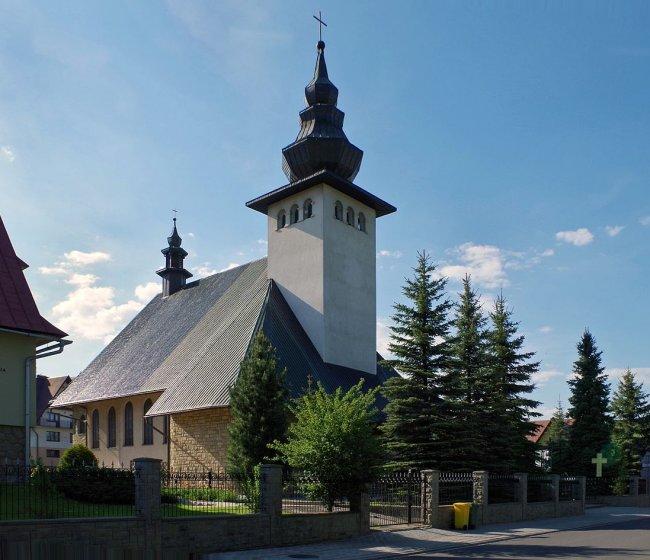 Rdzawka, Parafia Najświętszej Maryi Panny Matki Kościoła