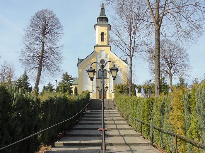 Regulice, Parafia św. Wawrzyńca