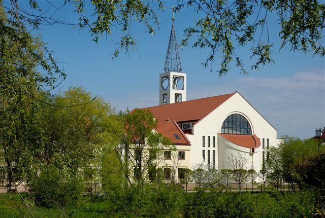 Kraków-os. Ruczaj, Parafia Zesłania Ducha Świętego