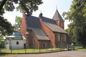 Kraków-Ruszcza, Parafia św. Grzegorza