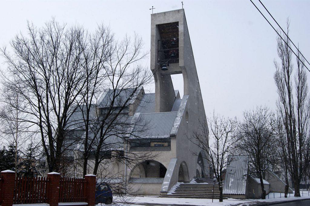 Kraków-os. Rybitwy-Przewóz, Parafia Niepokalanego Serca Najświętszej Maryi Panny
