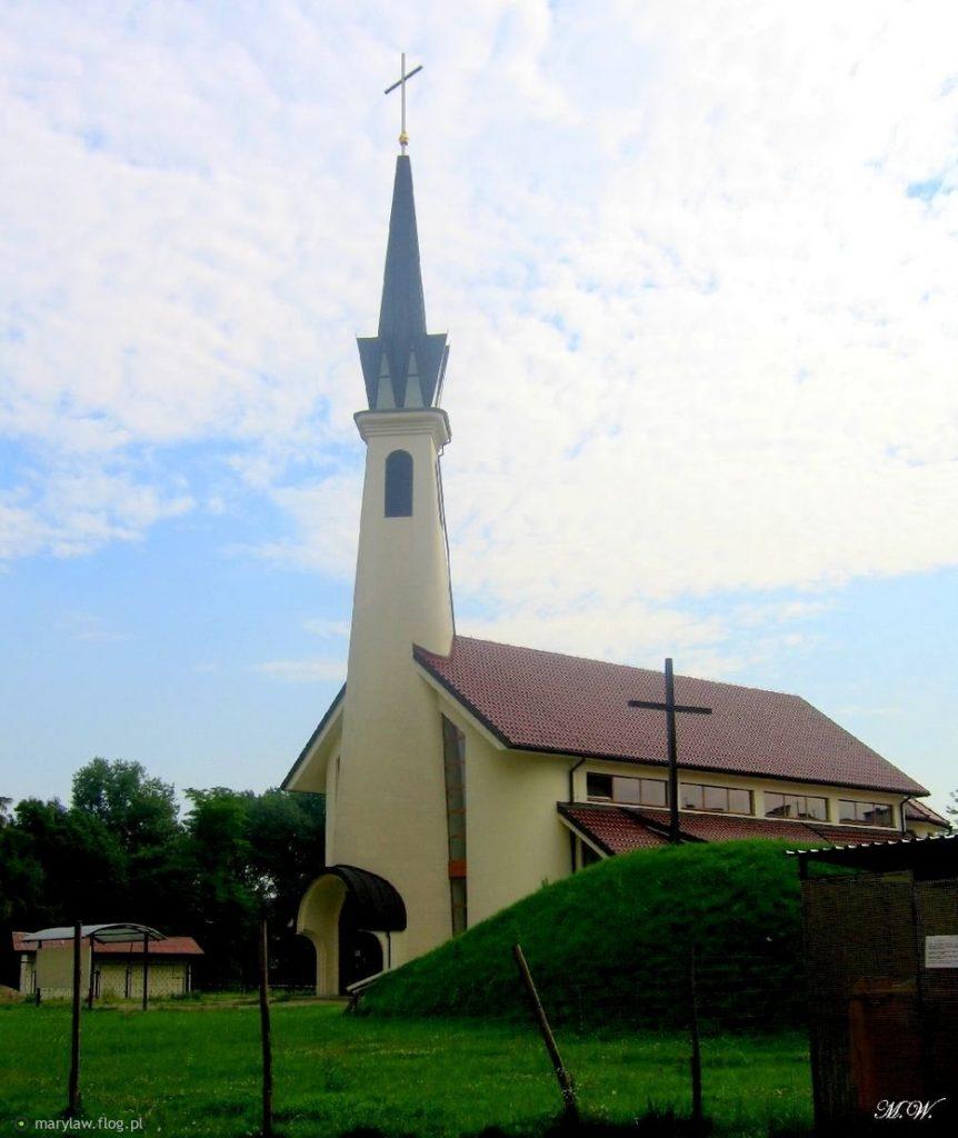 Kraków-os. ks. Siemaszki, Parafia św. Karola Boromeusza