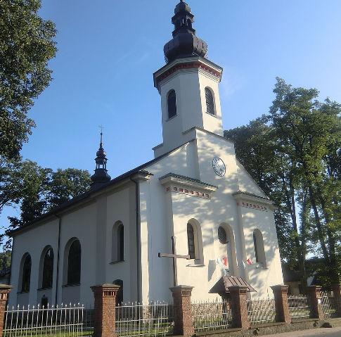 Ślemień, Parafia Narodzenia św. Jana Chrzciciela