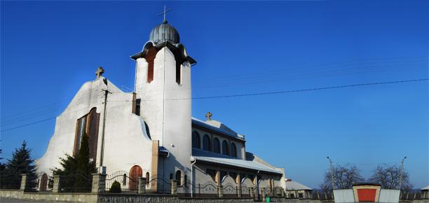 Tomice, Parafia Świętych Joachima i Anny