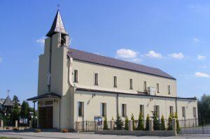 Kraków-Tonie, Parafia św. Stanisława Biskupa Męczennika