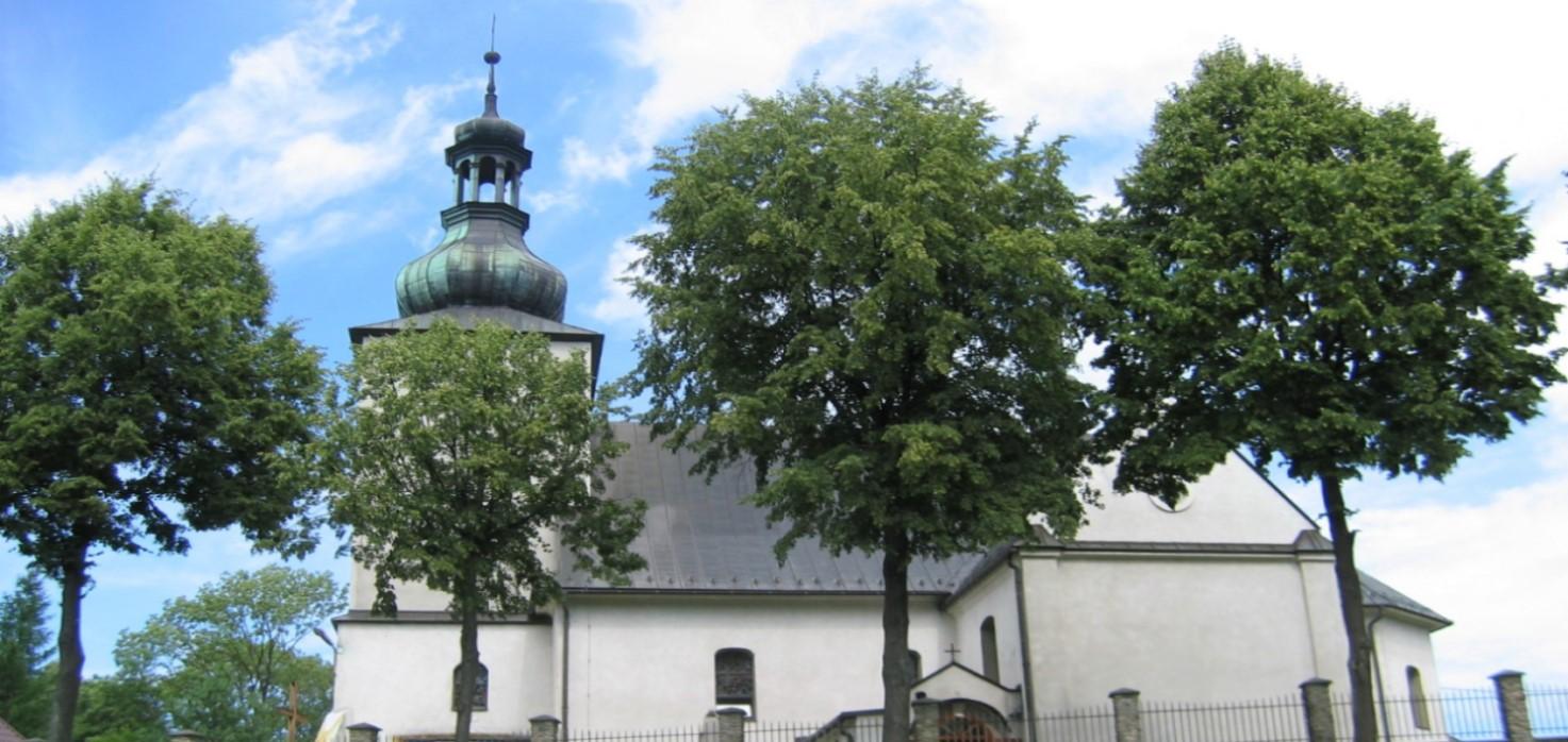 Trzebunia, Parafia św. Marii Magdaleny