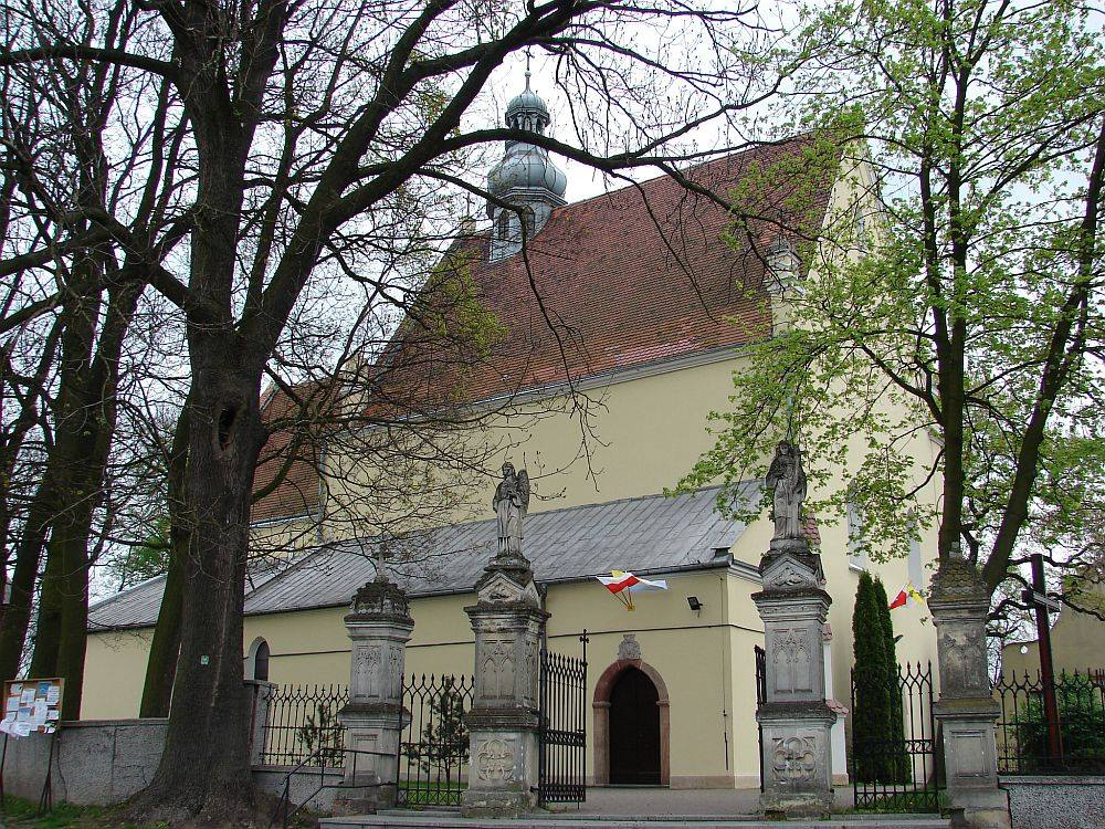 Wawrzeńczyce, Parafia św. Marii Magdaleny