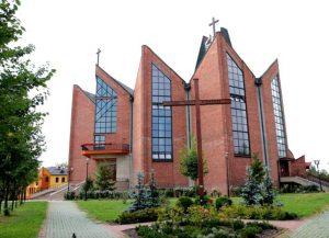 Kraków-Wieczysta, Parafia Matki Bożej Ostrobramskiej