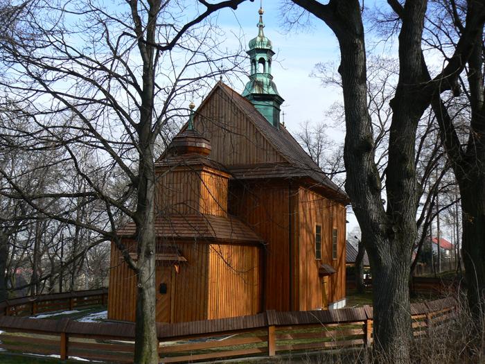 Wieliczka, Parafia św. Sebastiana