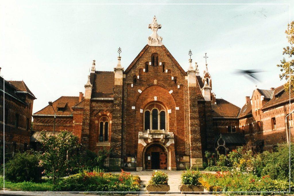 Kraków, Kościół św. Józefa Oblubieńca NMP