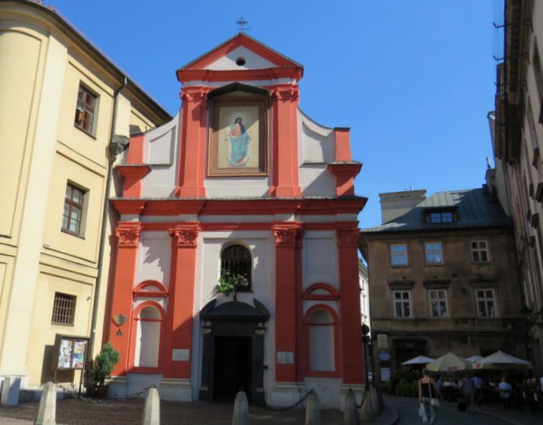 Kraków, Kościół św. Jana Chrzciciela i św. Jana Apostoła i Ewangelisty