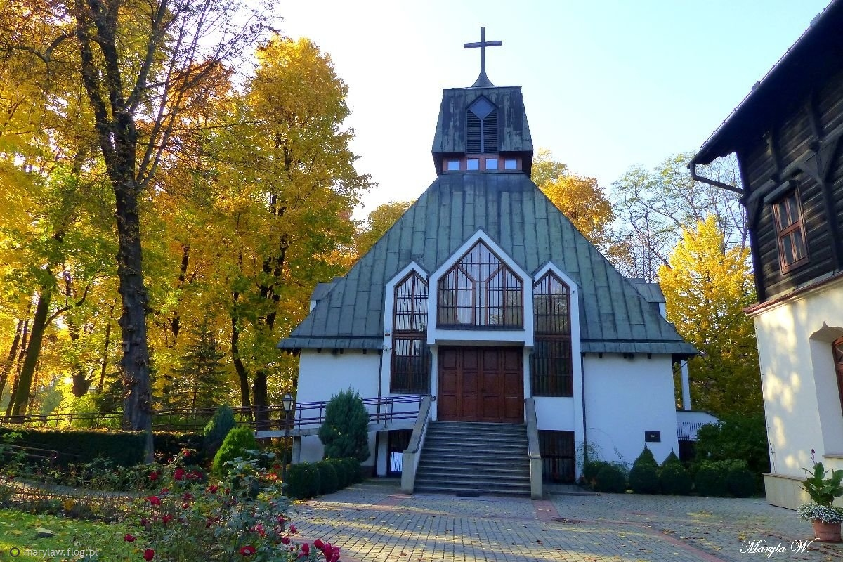 "Sanktuarium św. Brata Alberta ""Ecce Homo"""