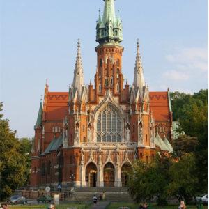 Kraków, Kościół św. Józefa