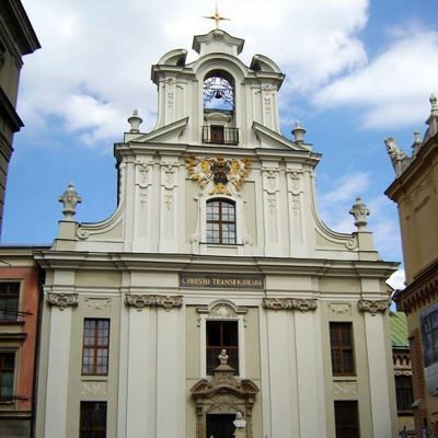 Kraków, Rektorat Przemienienia Pańskiego