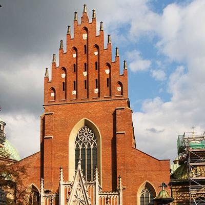 Kraków, Bazylika Mniejsza Przenajświętszej Trójcy