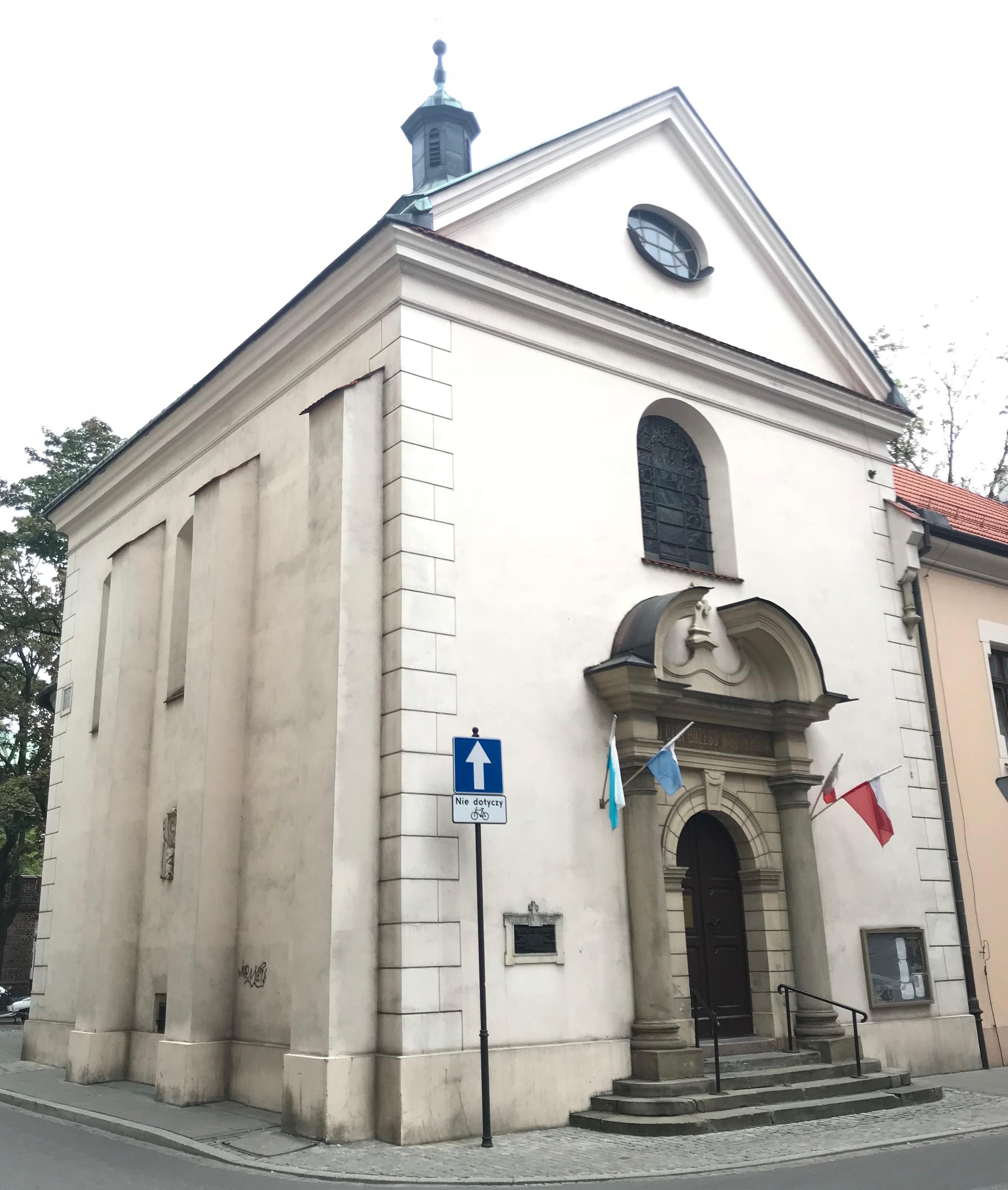 Kraków, Rektorat Bożego Miłosierdzia