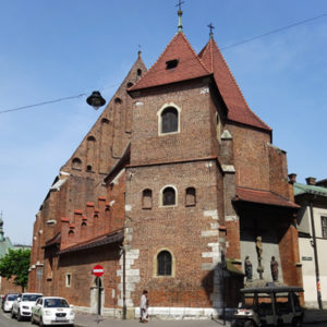 Kraków, Rektorat św. Marka Ewangelisty