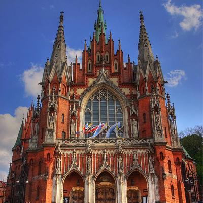 Kościół stacyjny – św. Józefa
