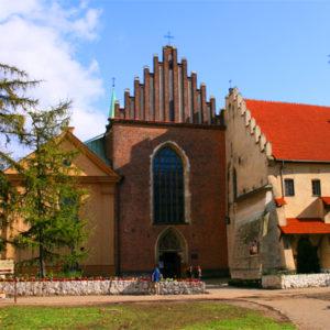 Kraków, Bazylika Mniejsza św. Franciszka z Asyżu