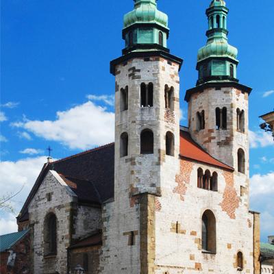Kraków, Kościół św. Andrzeja Apostoła