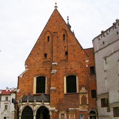 Kraków, Kościół św. Barbary