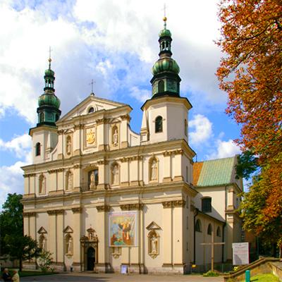 Kraków, Kościół św. Bernardyna ze Sieny