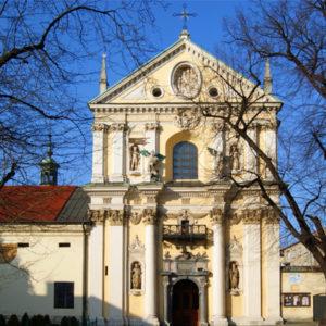 Kraków, Kościół św. Franciszka Salezego