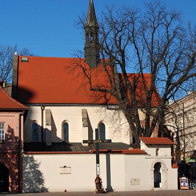 Kraków, Kościół św. Idziego