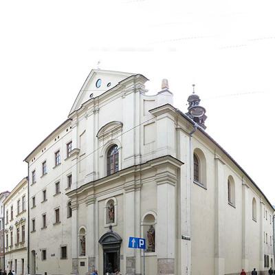 Kraków, Kościół św. Tomasza