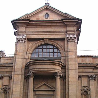 Kraków, Kościół Nawrócenia św. Pawła Apostoła