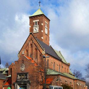 Kraków, Kościół Niepokalanego Poczęcia NMP