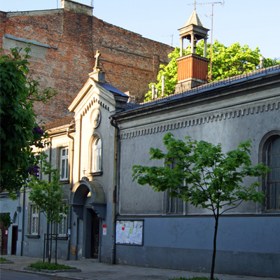Kraków, Kościół Zmartwychwstania Pańskiego