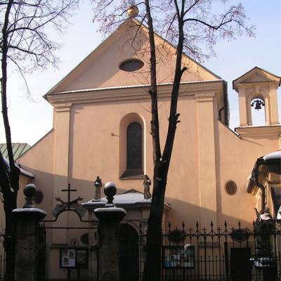 Kraków, Kościół Zwiastowania Najświętszej Maryi Panny
