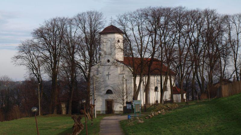 Dobczyce, Kościół św. Jana Chrzciciela