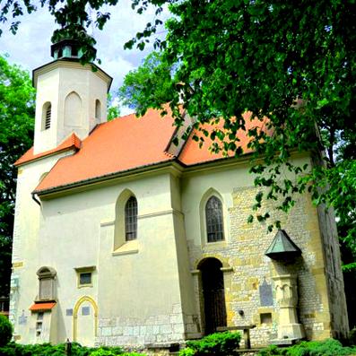 Kraków, Kościół Najświętszego Salwatora